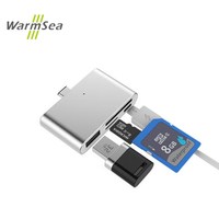 USB 3 1 Type C TO SD Mini TF USB Disk For Mackbook Chromebook