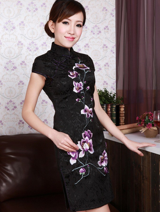 847c6ec1a sewing patterns chinese dress-in Cheongsams from Novelty & Special ...