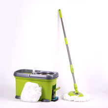 MOP with 2 rags magic EASY X4 with Bucket and Pedal for Squeeze WYL-26; 993-032