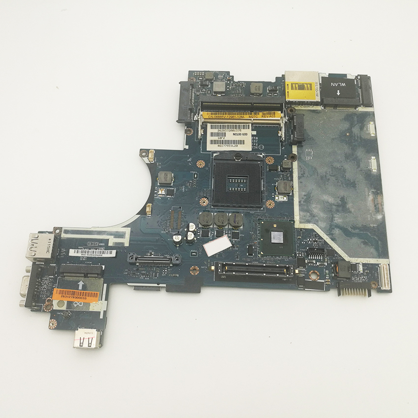 все цены на Laptop Motherboard For Dell Latitude E6410 Logic Board LA-5471P Tested Perfect Working онлайн