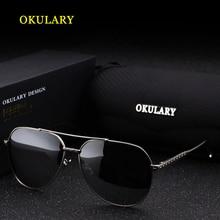 Gafas de sol espejo OKULARY 017