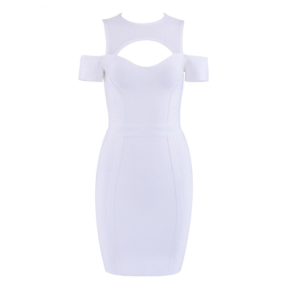 Adyce-Women-Summer-Bandage-Dress-2018-Sexy-White-Short-Sleeve-Bodycon-Lace-Vestidos-Knee-Length-Celebrity (2)
