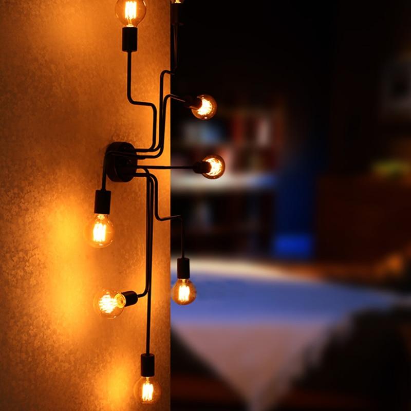 modern Ceiling Lights industrial lamps luminaria de teto e27 for Living Room bedroom vintage Ceiling lamp modern Ceiling Lights industrial lamps luminaria de teto e27 for Living Room bedroom vintage Ceiling lamp Home Lighting Fixtures