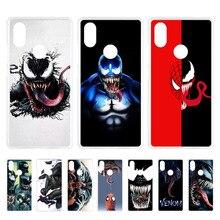 Venom For Xiaomi Mi 8 SE Case Silicone Soft TPU Xiaomi Mi8 SE Case Coque Phone Capa for Funda Xiaomi Mi 8 SE Case Cover Bumper все цены
