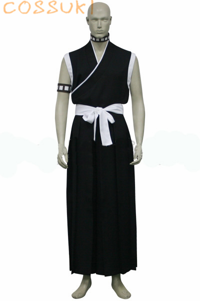 Free Shipping Newest Bleach 9th Division Lieutenant Hisagi Shuuhei Uniform Cosplay Costume Perfect Custom For You