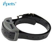 Ipets 854 Promozione collare di addestramento del cane nuovo collare dog agility prodotto anti bark impermeabile e ricaricabile