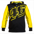 2016 Moto GP Racing VR46 Hoodies Motorcycle Casual Sweatshirts Motocross casual hoodie  bnmhg