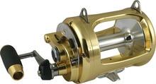 Okuma tg – 50ii titus gold series drum wheel fishing round deep sea fishing reel boat
