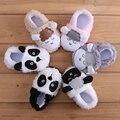 2016 Primeros Caminante Zapatos Recién Nacidos Zapatos de Moda Zapatos de Niño Suave Del Bebé Zapatos Para Niños del Cabrito R10301
