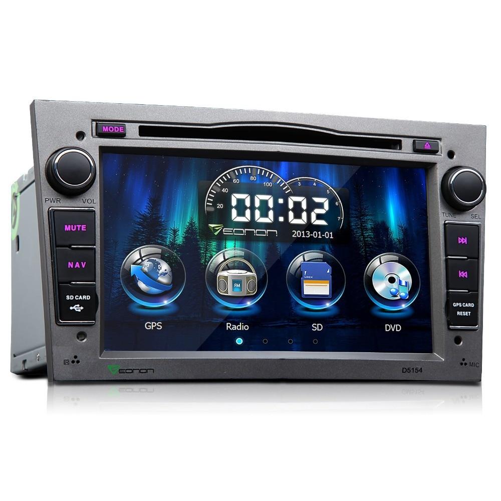 Eonon 7 zoll autoradio dvd gps navigation für opel corsa/astra/zafira/vectra/antara/meriva 2004-2011