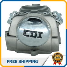 Motorcycle Parts Accessories 150cc Air-cooled Cylinder Head For Lifan Horizontal 150cc Engine