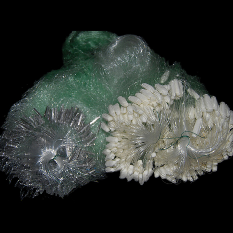 Malha de Emalhar Camada 2 Cm-5 cm Peixe