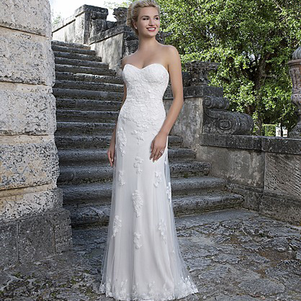 Großzügig Wedding Dresses For Tall Women Galerie - Brautkleider ...