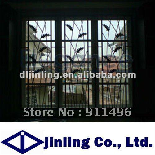 Aluminium window grill design window design aluminium for Window design group