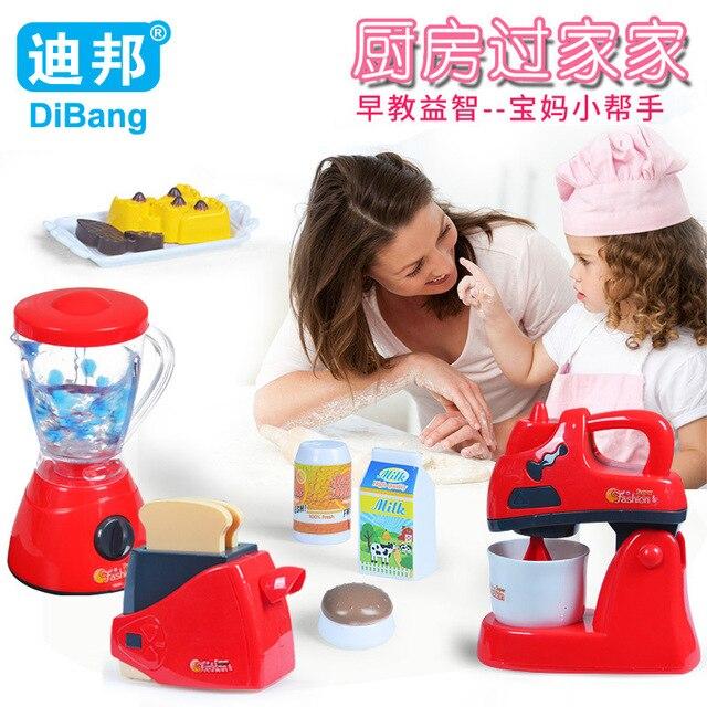 Dibang Niños Juguetes Mini Pequeños Electrodomésticos Modelo ...