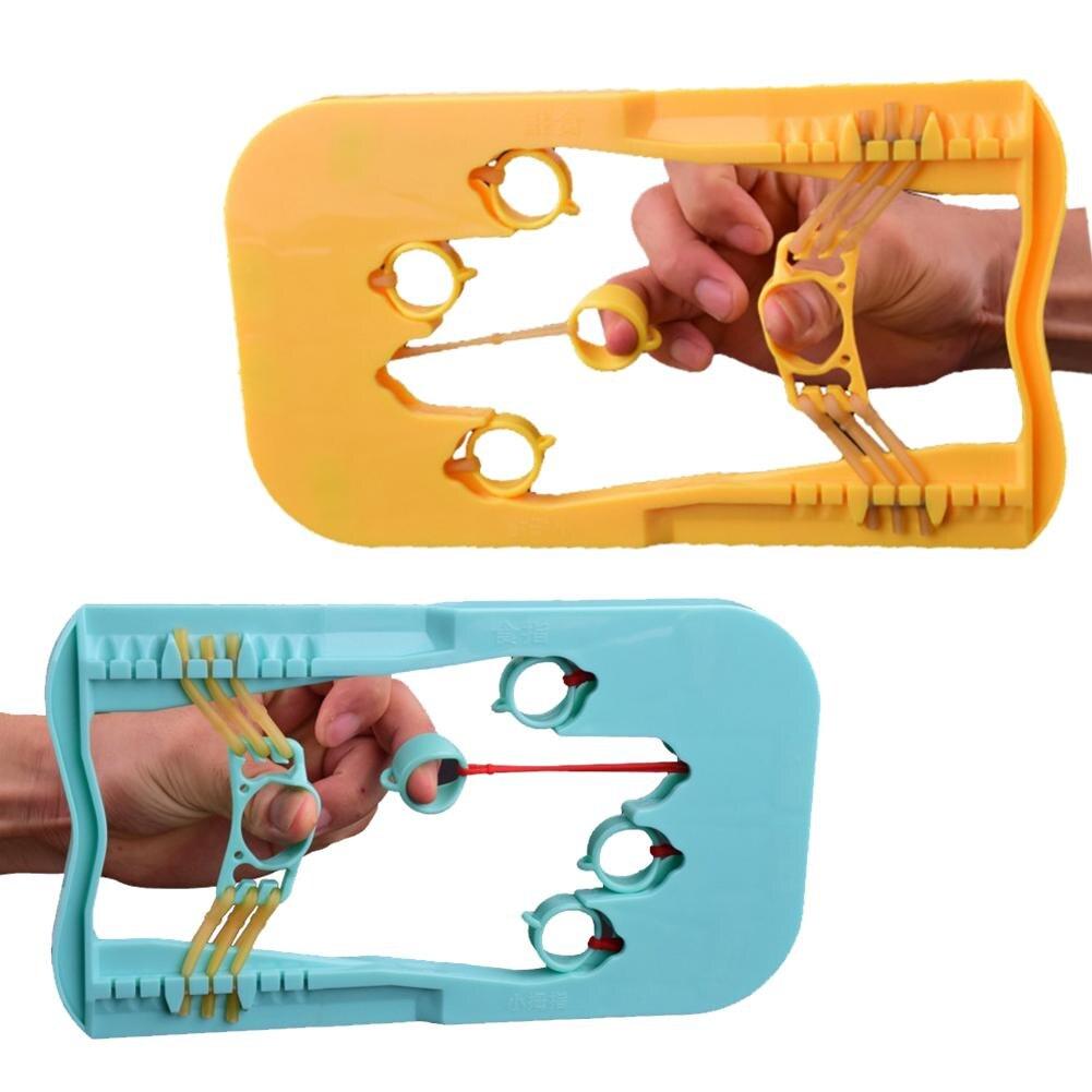 Finger Force Exerciser Adjustable Force Spring Exerciser Finger Strength Training Comfortable And Practical Professional