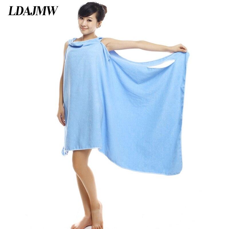 Beach Towel Womens: LDAJMW Hot High Quality Creative Beach Towels Magic Bath