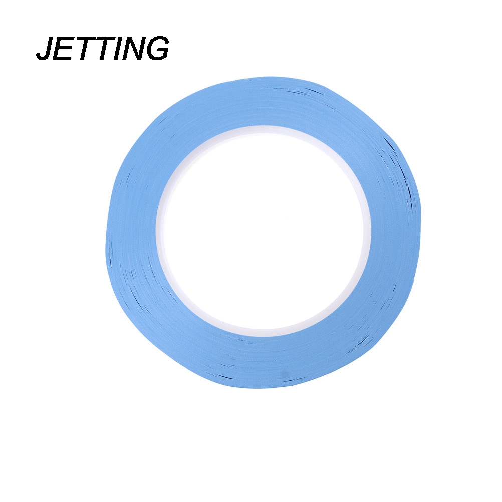 Jetting Thermal Dissipation Adhesive Tape Blue Double