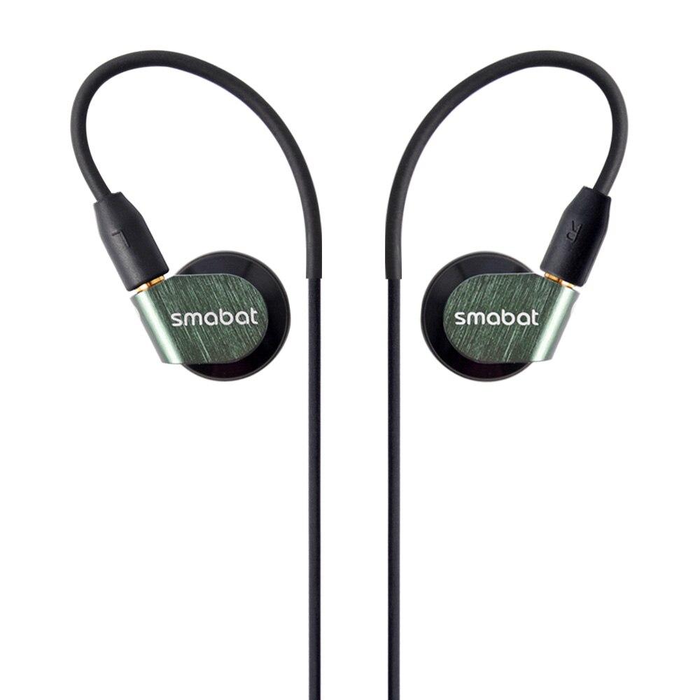 Smabat ST 10 หูฟังหูฟัง HIFI หูฟังโลหะ 15.4 มม. Smabat Flagship หูฟังที่ถอดออกได้ถอดสายขั้ว MMCX-ใน หูฟังและชุดหูฟัง จาก อุปกรณ์อิเล็กทรอนิกส์ บน AliExpress - 11.11_สิบเอ็ด สิบเอ็ดวันคนโสด 1