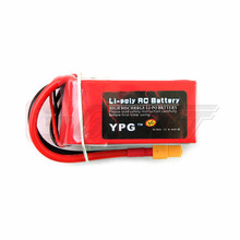 Gartt ypg 4S lipo batería 14.8 v 1800 mah 70c para qav zmr 300 quadcopter multirotor fpv rc 210 250 mini aviones no tripulados