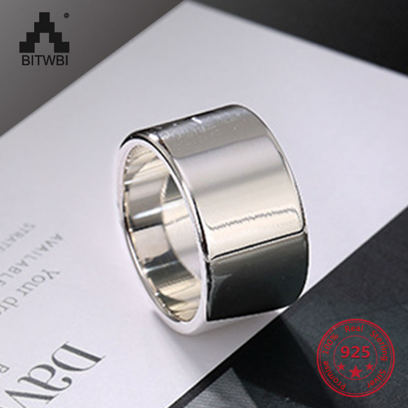 цена S925 Pure Sliver Simple Fashion Men and Women Adjustable Couple Ring Best Jewelry Best Jewelry Gift for Lover