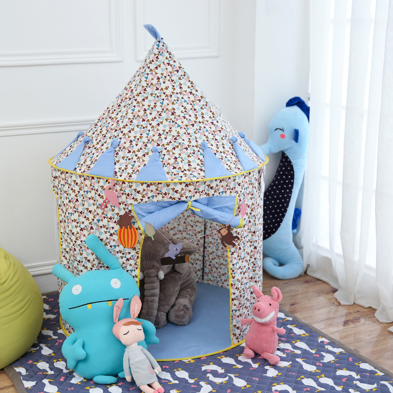 Kids play tent  (3)