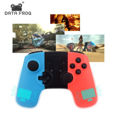 DATA FROG For Nintend Switch Game Controller Bluetooth Wireless Joystick Console Controllers