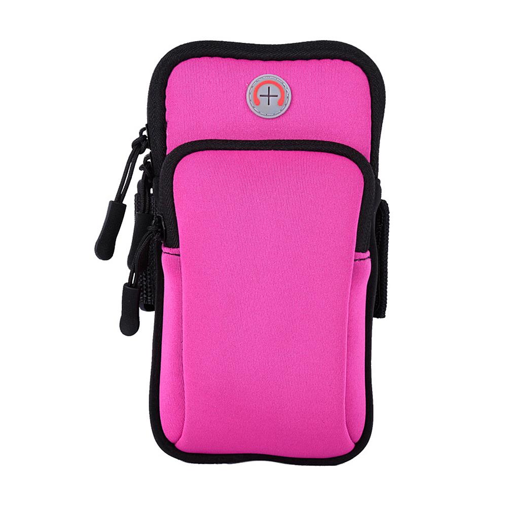 2018 Running Sport Bags Men Women Mobile Phone Arms Package Sport Equipment Jogging Run Bag Accessories Outdoor Climbing Arm Bag 20