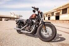 custom motorbike motorcycle KA237 living room home wall modern art decor wood frame poster