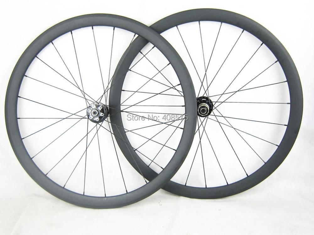 велокросс велосипеды углеродного колеса 38 мм глубоко 700c фикчированный задний расстоянием 135 мм новатек-концентратор D711SB/D712SB концентраторы углерода колеса дисковые тормоза