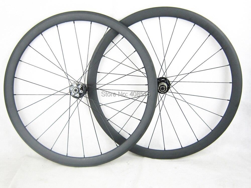 carbon cyclocross bike wheel 38mm deep 700C rear spacing 135mm novatec hub D711SB/D712SB hub carbon wheel disc brake billet rear hub carriers for losi 5ive t