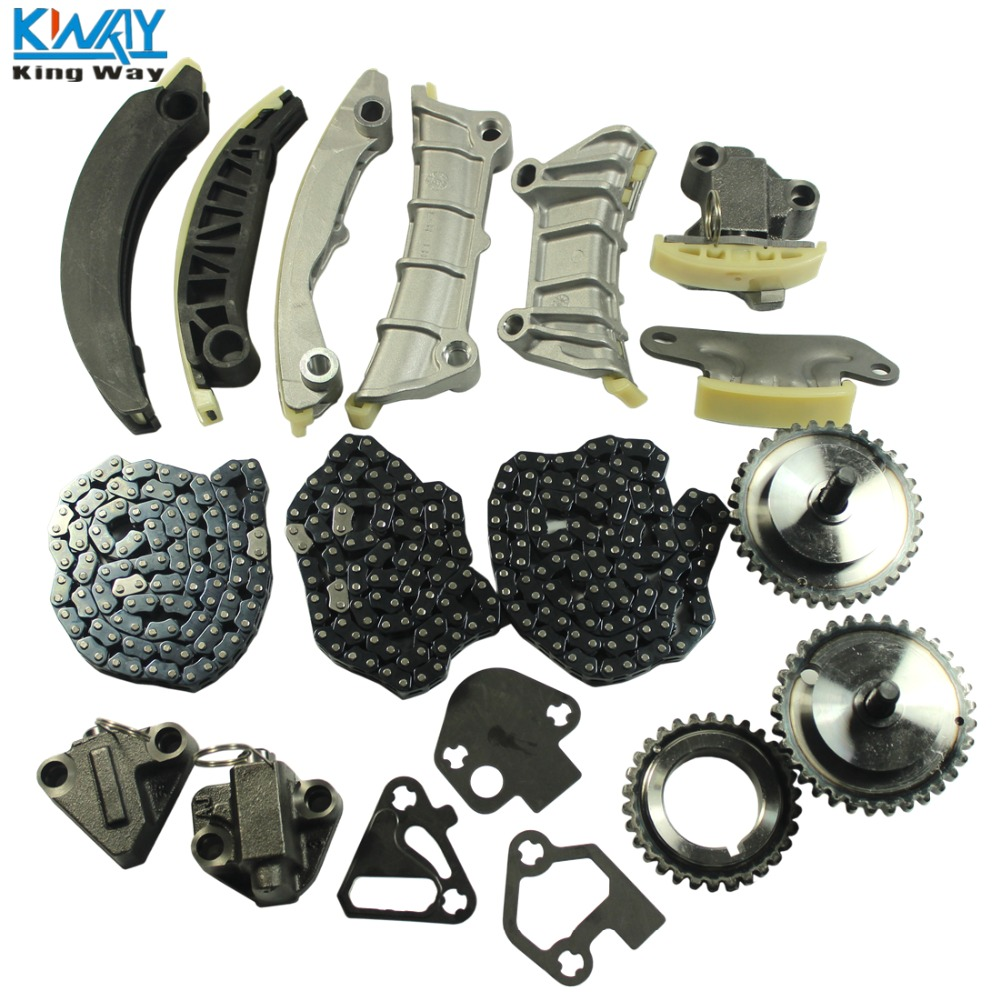 2014 Cadillac Cts Camshaft: FREE SHIPPING King Way TIMING CHAIN KIT For BUICK ENCLAVE