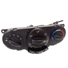 De alta calidad de Aire AC Calentador de Panel de Control de Temperatura Completo Para Daewoo Lacetti Optra Nubira Wagon HRV 96615408