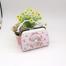 Free shipping lady Genuine my melody top handle bags tote