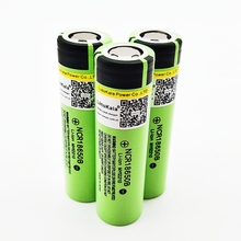 Фотография 2017 Liitokala 6 pcs / lot New Original NCR18650 3400 34B Rechargeable Lithium Ion 3.7V 18650 3400mAh battery