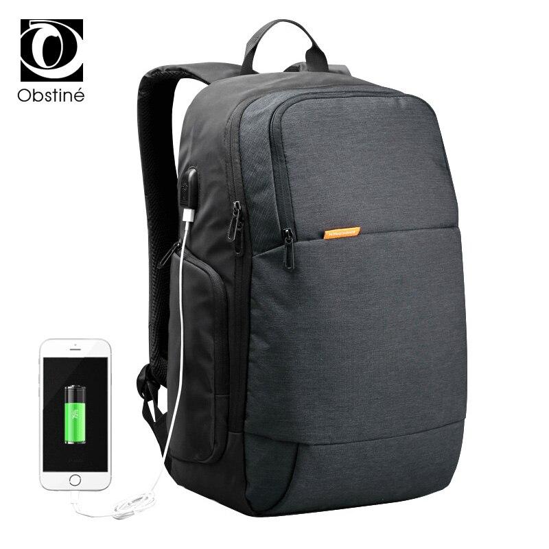 Étanche hommes d'affaires sac à dos pour ordinateur portable 15.6 pouces anti-vol grand sac de voyage sacs à dos mâle grand nylon sac à dos pour homme