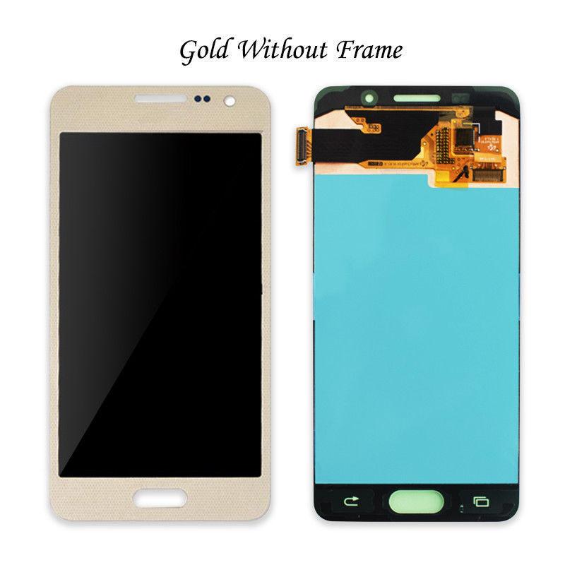 AMOLED Мобильный телефон ЖК дисплей для Samsung Galaxy A3 2016 A310 A310F A310H A310M A310Y ЖК сенсорный экран в сборе дигитайзер Замена