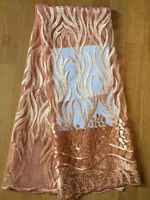 Wholesale Retail New High Quality African Volie Lace Fabric For Wedding Dress FC1571 African Cord Lace
