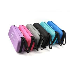 Image 5 - ハード EVA ポータブル聴診器キャリングケース収納ボックスシェルメッシュポケット 3 3m III 聴診器医療オーガナイザーバッグ