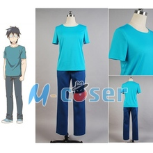 I Can't Understand What My Husband Is Saying Hajime Summer Shirt Men T-Shirt Cosplay Costume