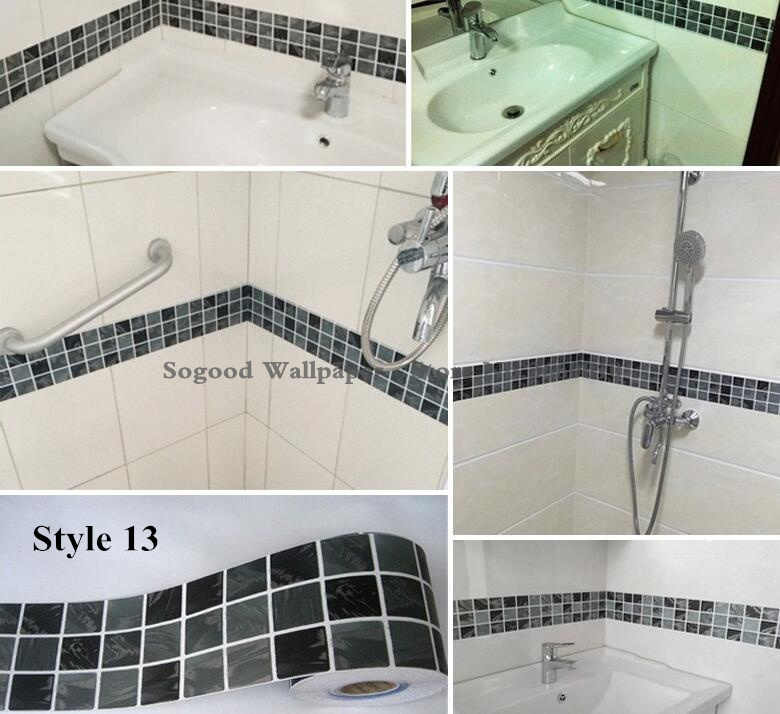 bathroom kitchen wall waterproof