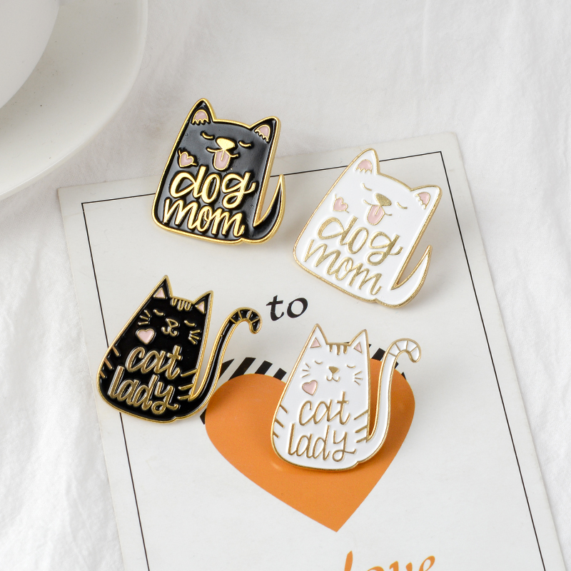 QIHE-JEWELRY-Cartoon-Animal-Dog-and-Cat-Pins-Enamel-pins-Badges-Brooches-for-dog-cat-kitty(4)