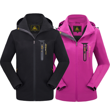 Men Women Outdoor Camping Hiking Climbing Jacket Coat Top Outwear Windbreaker Sports Apparel Tracksuit Sweater Athletic Blazers