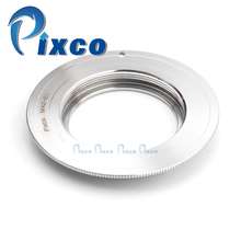 Pixco Flange Lens Mount Adapter Suit For M42 Lens to Canon Camera