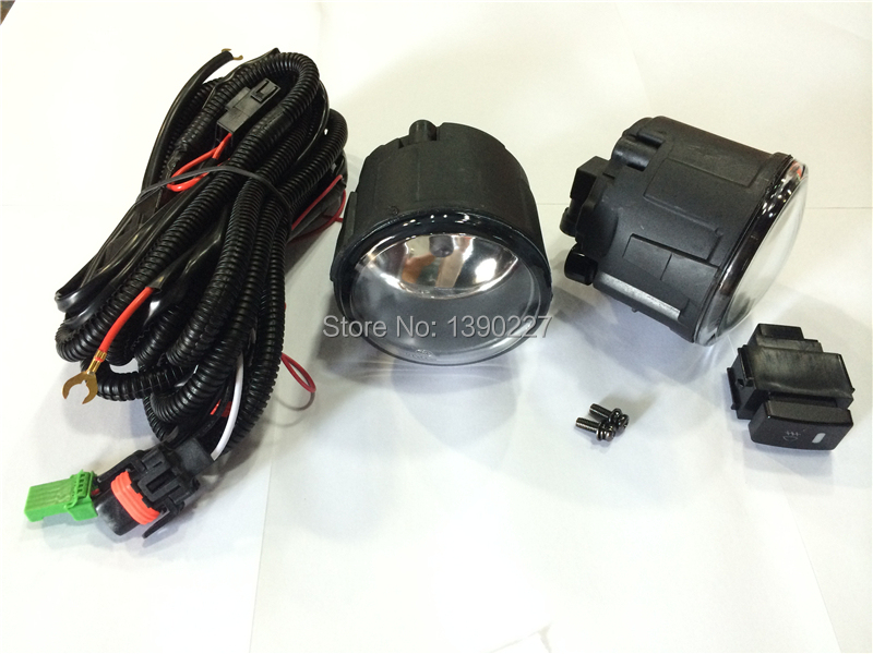ФОТО FOR:  X-TRAIL/FRONTIER 2008-2011 Fog lamps Take line switch H11-12 v55w lamp