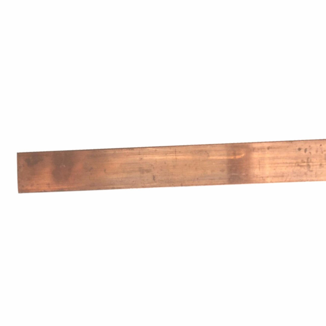 1pc New 2mm Thickness Copper Strip T2 Cu Metal Copper Bar Plate 10x250mm DIY CNC Parts 2018 new wholesale diy copper metal accessories gold rivet with screw furniture hardware grt 10