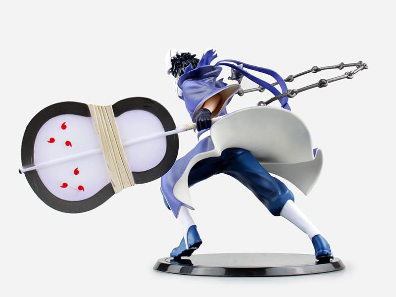 Obito Figure Back View