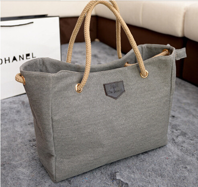 New winter canvas bag/Nappy Bags/madam contracted shopping bag/mother single shoulder bag handbag/free shipping