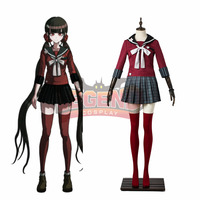Danganronpa V3: Killing Harmony Harukawa Maki Cosplay adult costume halloween costume custom made