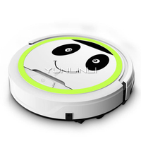 Household Robot Vacuum Cleaner Intelligent Robot Sweeper Full automatic Robot Cleaner K53